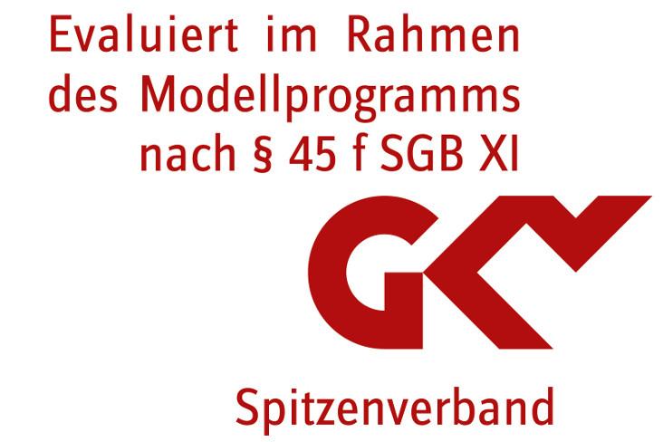 Modellprogramm zur Weiterentwicklung neuer Wohnformen nach § 45f SGB XI GKV Spitzenverband -